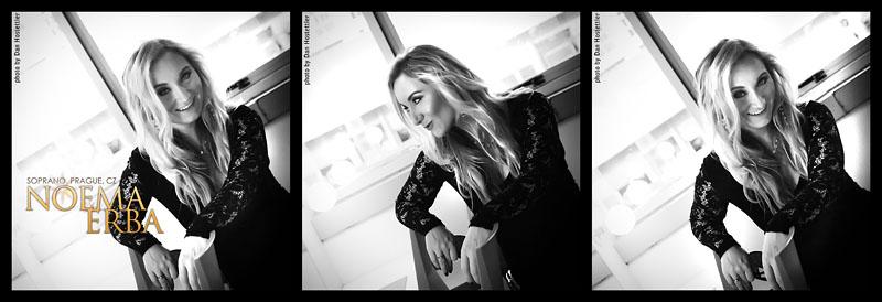 Noema Erba, soprano - Photo Preview for Media & Publishing