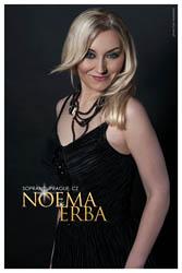 Noema Erba - soprano, Prague, Czech Republic