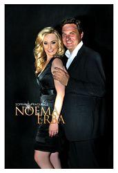 Noema Erba - soprano, & Vojtěch Nalezenec, baritone, Chamber Opera Vienna, Austria