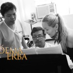 "Prof. Agot Espino, piano & tenor Dondi Ong - The University of the Philippines: Noema Erba: Manila Concert 2012 - Rehearsal for ""The Jewels of European Opera"""