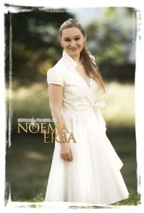 Noema Erba in Family Castle's Park - Private Portraits I