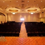 "The Dusit Thani Hotel Ballroom: before concert - Noema Erba performs ""The Jewels of Europen Opera"" in Manila, Philippines"