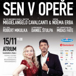 Noema Erba & Miguelangelo Cavalcanti - Art for Life Concert 2012 - OFFICIAL Poster