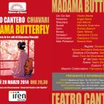 Madama Butterfly - Noema Erba as Kate Pinkerton - Teatro Cantero Italy - 20140328