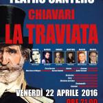 Noema Erba - Traviata, Rola Flora - Italy. Teatro Cantero - Ritorno All'Opera