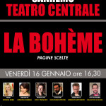 Noema Erba as Mimi in La Boheme - Italy, San Remo - 20150116