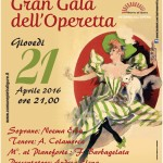 Noema Erba in Gran Gala Dell'Opera - Pietra Ligure, Italy 2016