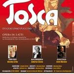 Noema Erba as Tosca, Teatro Loana, Italy