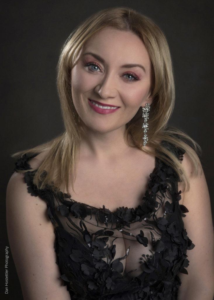 Noema Erba, Czech Soprano - Portrait Official 2018